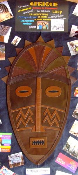 Afrique, masque béninois